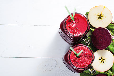 Gesund in den Frühling – Vitamin-Boost-Smoothie
